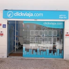 CLICKVIAJA.COM ABRE NA EXPO SUL