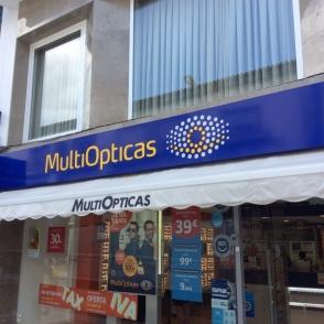 Loja MultiOpticas em Famalicão