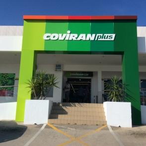 CONCEITO COVIRAN PLUS CHEGA A ALBUFEIRA