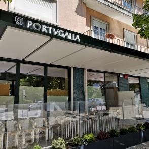 PORTUGÁLIA TEM NOVO ESPAÇO EM ALVALADE