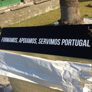 SINALÉTICA EXÉRCITO PORTUGUÊS